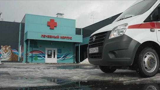 Антиковидные медицинские центры Олега Дерипаски